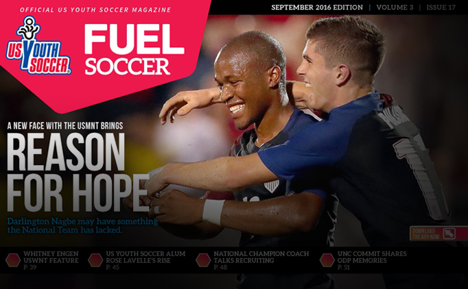 Read the September Edition of FUEL!